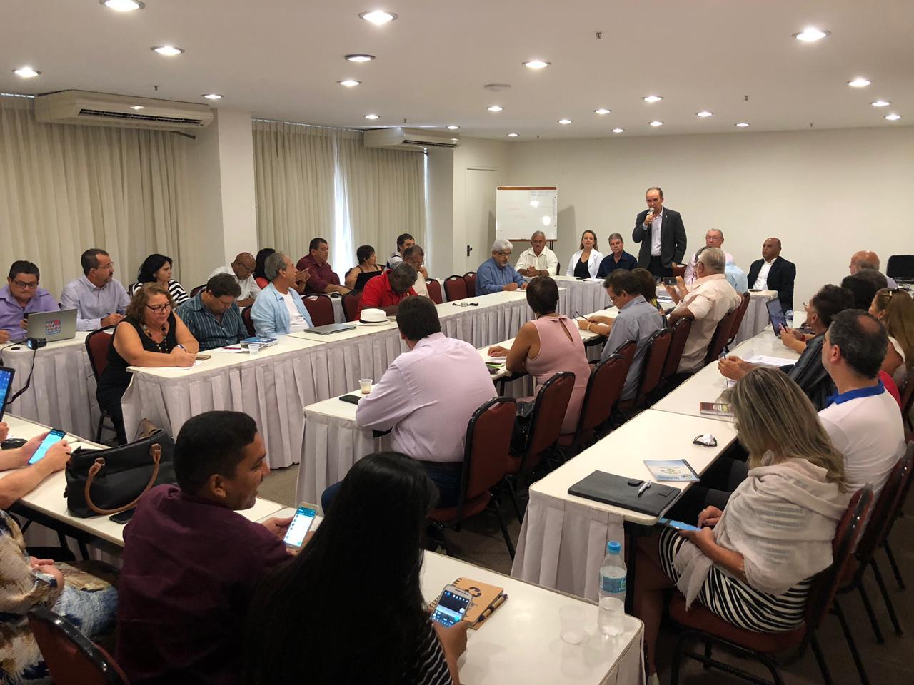 Comitês de Bacias: Reunião do Fórum Nacional acontece em Fortaleza