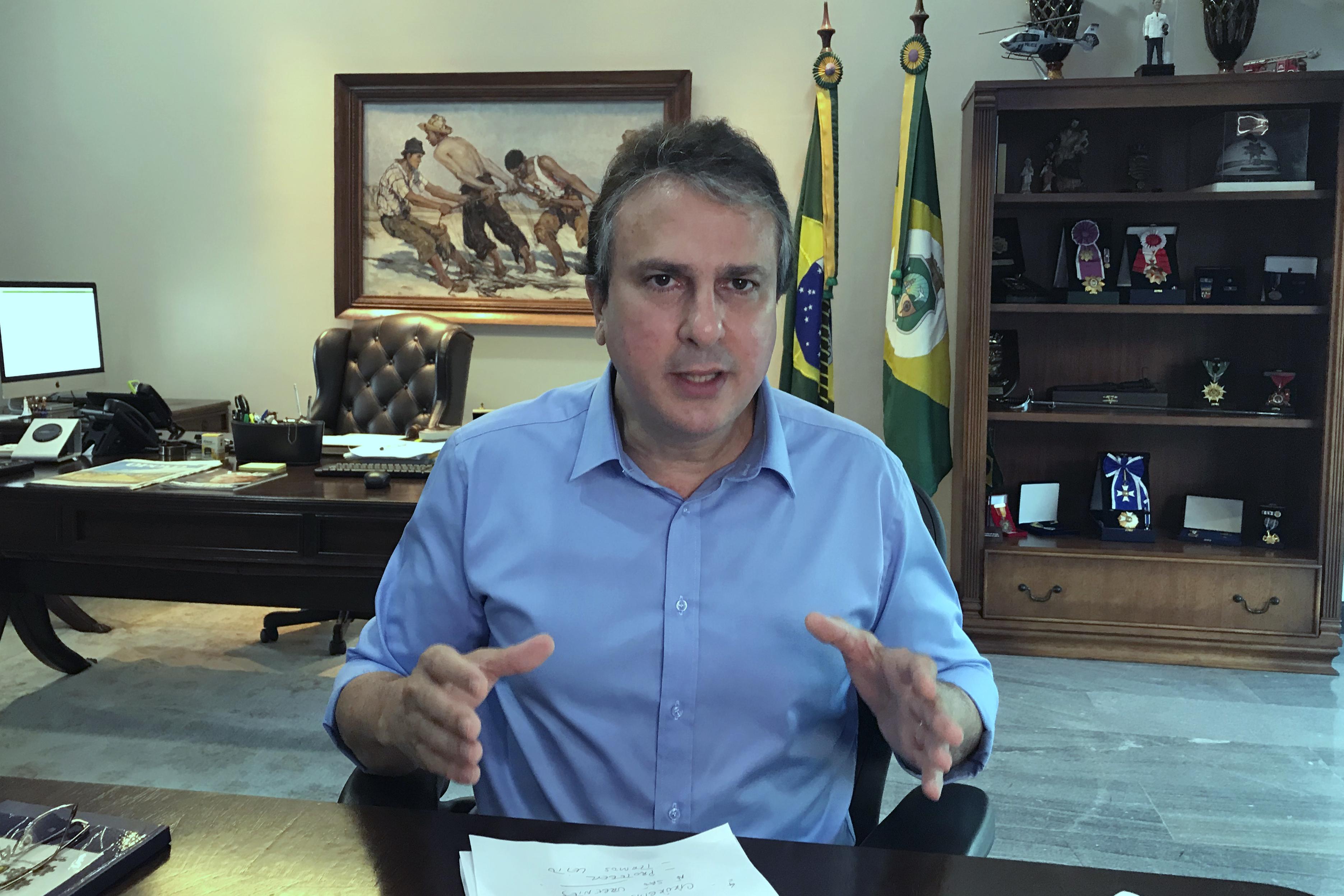 Covid-19: Governo suspende tarifa de contingência da água