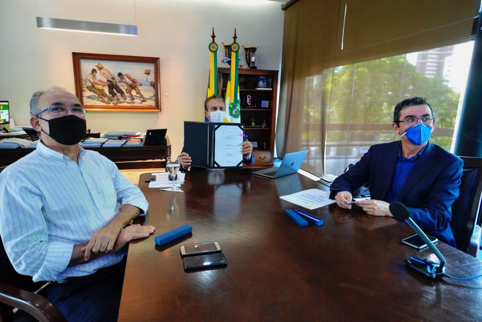 Parceria entre Ceará e França vai aprimorar desenvolvimento sustentável da água no Estado