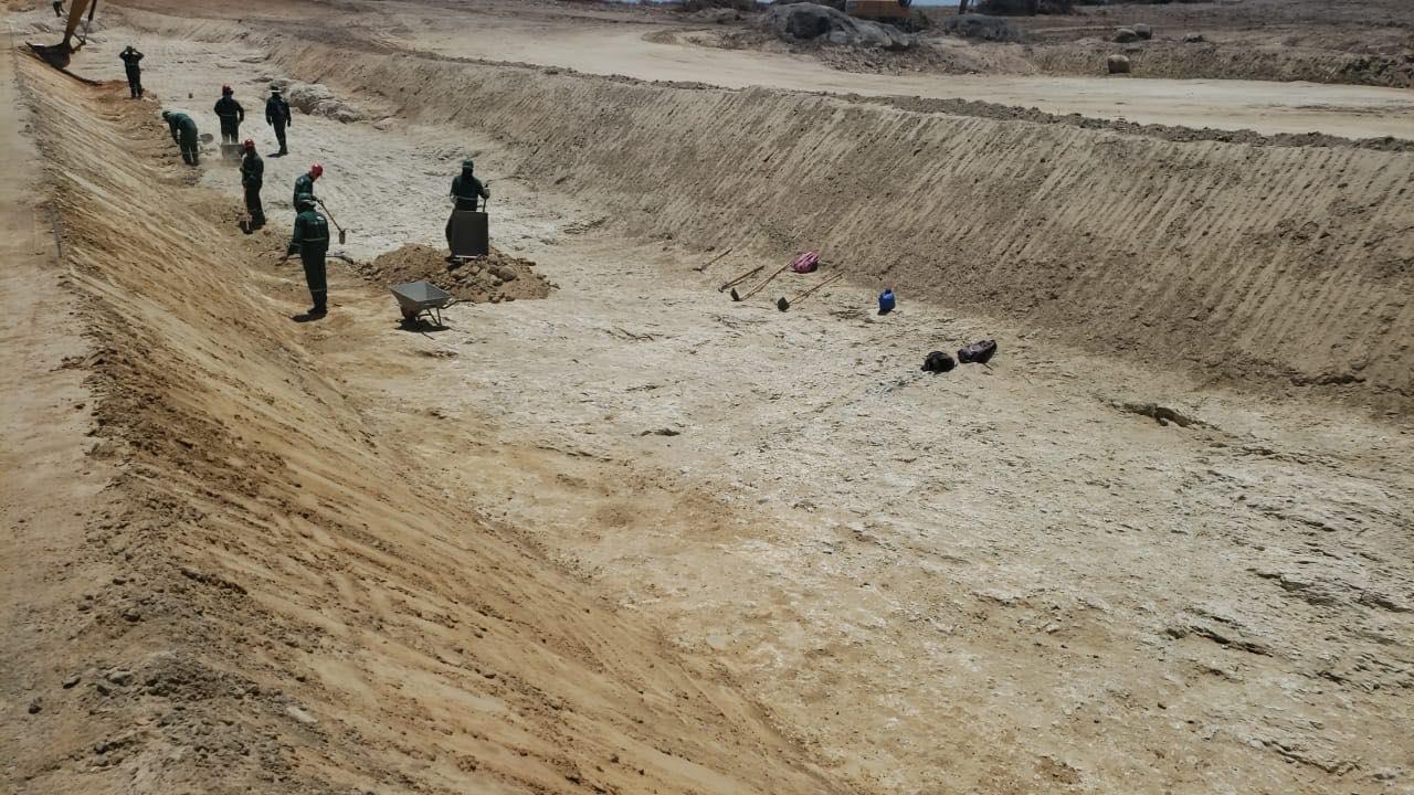 Governo do Ceará inicia construção da barragem Melancia, em São Luís do Curu